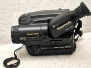 VHS-C rendszerű videó kamera ELADÓ