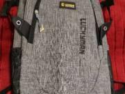 Új vászon hátizsákok + ajándék karóra