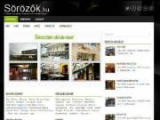 Eladó a Sörözők.hu weboldal reszponzív megjelenéssel
