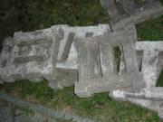 Gyeprács gyephézagos térkő fotó