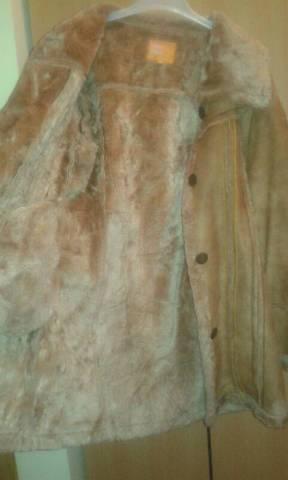 cb6db075a0c6 Újszerű háromnegyedes műirha kabát - Győr, Győrszentiván - Ruházat, Ruha