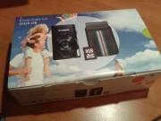 CANON Ixus 172 fekete kompakt fényképezőgép + DCC-1350 táska + 8GB SD