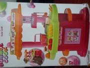 Műanyag gyerekkonyha eszközökkel eladó