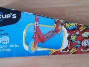 ÚJ, BONTATLAN csomagolású Cup's márkájú roller gyerekeknek (Scooter)