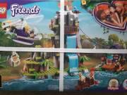 """Lego Friends 41432 – Bontatlan, új, """"Hegyi alpaka mentő akció"""" Húsvétra ajándéknak"""