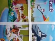 Bontatlan, új LEGO Friends Heartlake City park 41447, Emma és Olivia