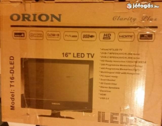 Orion T16-DLED TV eladó - Budapest XI. kerület - Elektronika bc8974d1f8