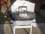 PHILIPS AZ 1602/14 típusú rádiómagnó eladó.