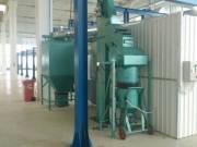 Serleges felhordók gyártása  szóróanyag tisztítóval szemcseszóró termekhez, konténerekhez