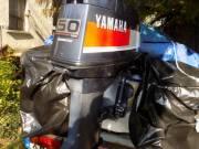 2 ütemű, 50 le Yamaha csónakmotor eladó fotó