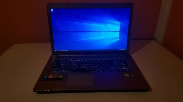 67497733daee Eladó egy brutális teljesítményű Lenovo Z710-es gamer laptop ...
