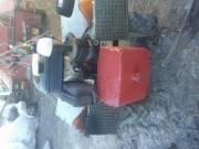 Terra kistraktor tartozékaival fotó