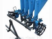 Fokhagyma (hagyma) ültető gépek