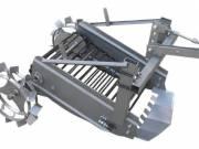 Burgonya kiszedő gép - aktív