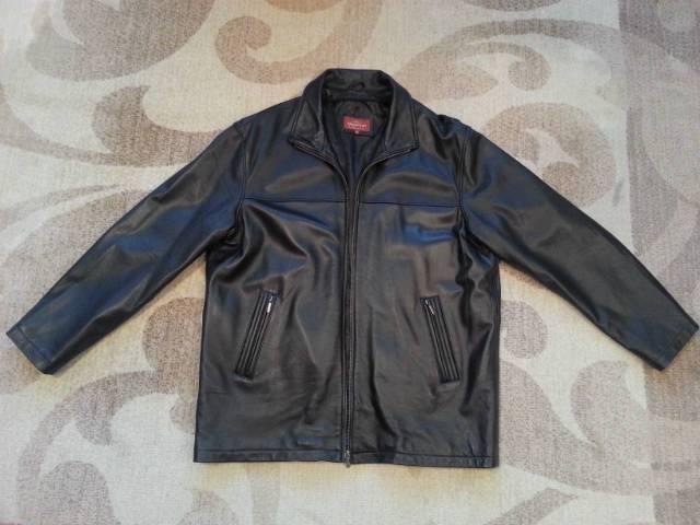 93d3758c6d82 Prémium minőségű, eredeti, új Montgomery férfi bőrkabát eladó ...
