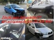 Törött sérült autó felvásárlás fotó