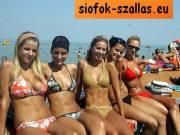 Siófok 2-4-10- 14 fős nyaraló apartmanok nyaraló! -1000ft/éj
