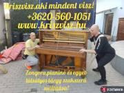 Olcsó,minőségi költöztetés,precíz zongoraszállítás!  06205601051