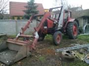 eladó MTZ50-es homlokrakodós traktor fotó