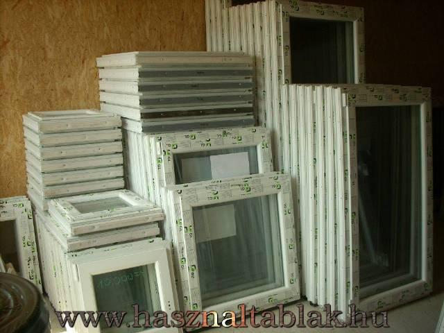 120X150 műanyag ablak raktárról