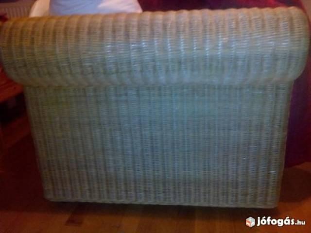 kika kanapé ágy ~ hangulatos kika rattan kihúzható kanapé  győr  otthon