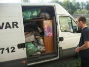 Bárminemű házhozszállítás Veszprémben már 4000ft-ért
