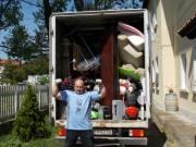 Bútor és teherszállítás Esztergom és környékén