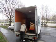 Bútorszállítást költöztetést vállalunk Vép és környékén