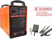 Ipari bevonatos elektródás hegesztőgép MMA 315A