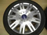 Limitált kiadású gyári 17-es Ford Mondeo alufelni 5X108 ezüst polír szép állapotban olcsón fotó
