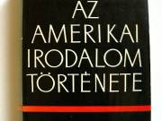 Országh László Az amerikai irodalom története / könyv