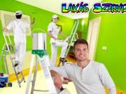 Lakások, házak festését-burkolását vállaljuk