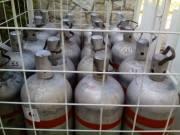 Pb gázpalack 11.5 kg-os 10db eladó fotó