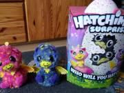 Hatchimals ikerpár eladó.