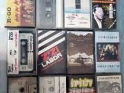 Kazetták, CD – bakelit lemezek eladók