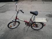 Eladó retro csepel camping bicikli!