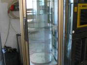 Süteményes hűtővitrin, cukrász vitrin - új kompresszorral fotó