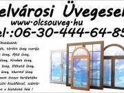 Budapesti Üvegesek – Üvegezés a 06-30-444-64-85 vagy a www.olcsouveg.hu   Üveges Cégünk a hét minden