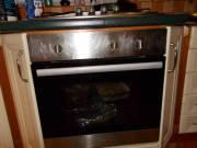 beépíthető elektromos sütő és gáz főzőlap fotó