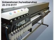 Szélesformátumú nyomtatók kellékanyagai