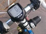 olcsón vezeték nélküli kerékpár komputer Kellys KCC-16WL fotó