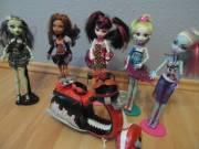 Monster High babák fotó