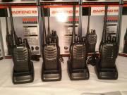 Új bontatlan Baofeng adó-vevő párok PMR is FULL UHF 400-470 MHz-ig
