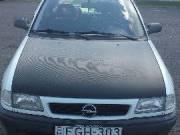 Opel F Astra Sedan fotó