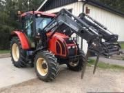 Traktor Zetor Z96T41 A homlokrakodó fotó
