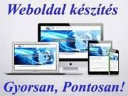 Weboldal készítés Kistelek, webáruház üzemeltetés