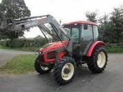 Zetor Proxima 7c441 traktor fotó