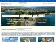 Myszallas.com - foglalási rendszerű oldal eladó!