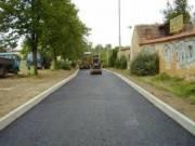 Aszfaltozási munkálatok útépítés Szeged