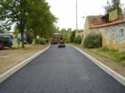 Aszfaltozás Mart aszfaltozás Bevezető Utak kiépítése Parkolók Udvarok ősszi Akcióval